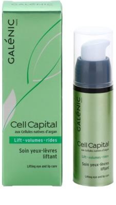 Galénic Cell Capital lifting ápolás a szem köré és a szájra 1