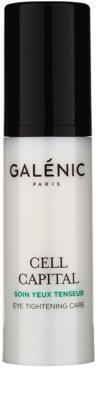 Galénic Cell Capital роз'яснюючий крем для шкіри навколо очей з ліфтинговим ефектом