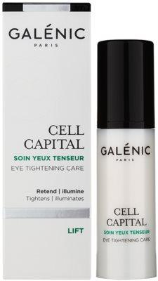 Galénic Cell Capital rozjasňující oční krém s liftingovým efektem 2