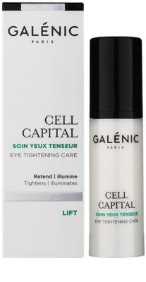 Galénic Cell Capital krema za osvetljevanje predela okoli oči z učinkom liftinga 2