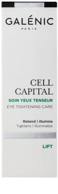 Galénic Cell Capital rozjasňující oční krém s liftingovým efektem 3