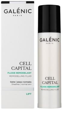 Galénic Cell Capital fluido remodelador antienvejecimiento con efecto lifting 2