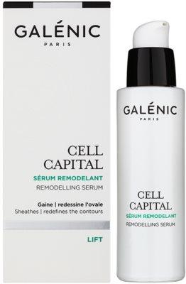 Galénic Cell Capital remodelační sérum pro intenzivní obnovení a vypnutí pleti 1