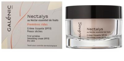 Galénic Nectalys Hautcreme für trockene Haut 1