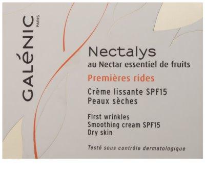 Galénic Nectalys crema pentru ten  ten uscat 2
