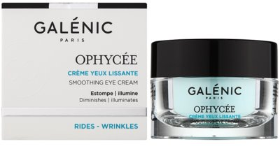 Galénic Ophycée vyhlazující protivráskový krém na oční okolí 1