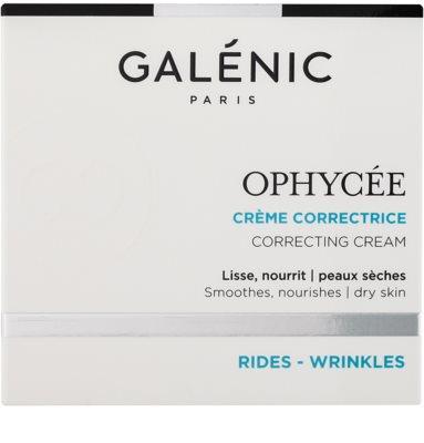 Galénic Ophycée glättende Tagescreme mit nahrhaften Effekt 2