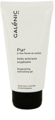Galénic Pur пилинг за всички типове кожа на лицето
