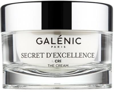 Galénic Secret D'Excelence verjüngende Creme gegen alle Alterserscheinungen für Gesicht, Hals und Dekolleté