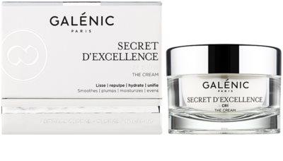 Galénic Secret D'Excelence verjüngende Creme gegen alle Alterserscheinungen für Gesicht, Hals und Dekolleté 1