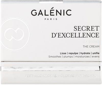 Galénic Secret D'Excelence verjüngende Creme gegen alle Alterserscheinungen für Gesicht, Hals und Dekolleté 2