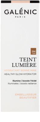 Galénic Teint Lumiere crema tonica radianta cu efect de hidratare 2