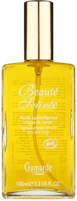 Gamarde Beaute Satinée Trockenöl für Körper und Gesicht