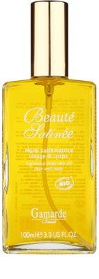 Gamarde Beaute Satinée суха олійка для тіла та обличчя