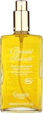 Gamarde Beaute Satinée száraz olaj testre és arcra 1