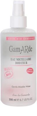 Gamarde Cleansers apa cu particule micele pentru piele sensibila