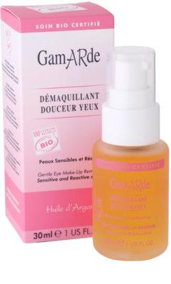 Gamarde Cleansers demachiant pentru piele si ochi sensibili 2