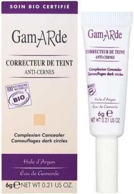 Gamarde Corrective Care korrektor a szem alatti sötét karikákra 1