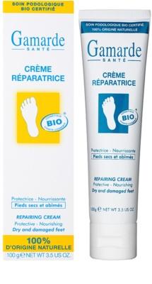 Gamarde Foot Care Dry Feet výživný regenerační krém na suchá a popraskaná chodidla 1