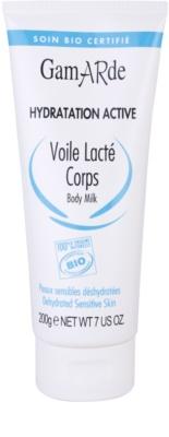 Gamarde Hydratation Active hidratáló testápoló tej