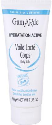 Gamarde Hydratation Active hydratační tělové mléko