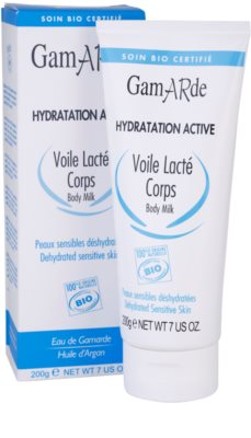 Gamarde Hydratation Active nawilżające mleczko do ciała 1