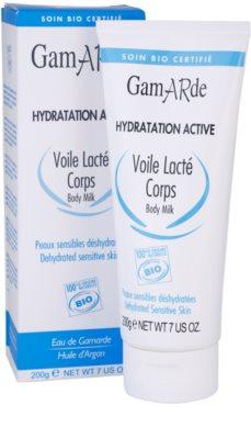 Gamarde Hydratation Active vlažilni losjon za telo 1