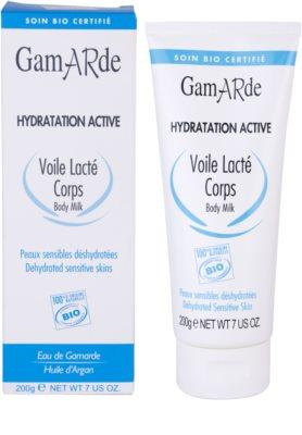 Gamarde Hydratation Active hidratáló testápoló tej 2