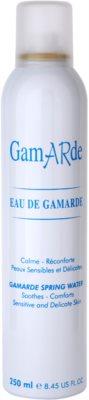 Gamarde Hydratation Active termálvíz az érzékeny arcbőrre