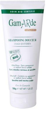 Gamarde Hair Care champú para cuero cabelludo sensible