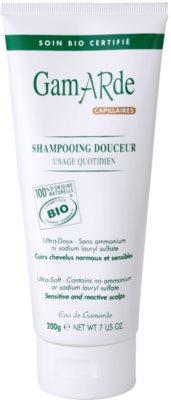 Gamarde Hair Care Shampoo für empfindliche Kopfhaut