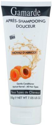 Gamarde Hair Care подхранващ балсам за всички видове коса