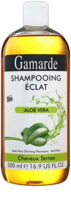 Gamarde Hair Care šampon pro lesk a hebkost vlasů