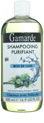 Gamarde Hair Care korpásodás elleni sampon