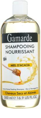 Gamarde Hair Care sampon hranitor pentru par uscat si deteriorat