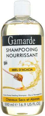 Gamarde Hair Care tápláló sampon száraz és sérült hajra