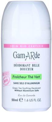 Gamarde Hygiene beruhigender Deoroller mit Aloe Vera