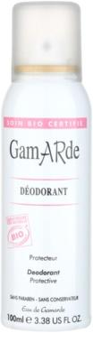 Gamarde Hygiene dezodorant v pršilu za občutljivo kožo