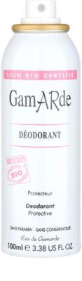 Gamarde Hygiene Deodorant Spray für empfindliche Oberhaut 1