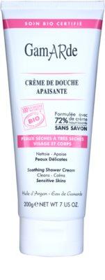 Gamarde Hygiene pomirjajoča krema za prhanje za občutljivo kožo
