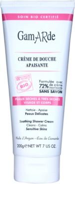 Gamarde Hygiene upokojujúci sprchový krém pre citlivú pokožku