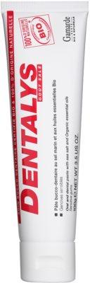 Gamarde Hygiene Dentalys Mund - und Zahnpasta für empfindliches Zahnfleisch mit Meersalz und natürlichen ätherischen Ölen