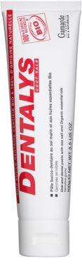 Gamarde Hygiene Dentalys pasta de dentes para gengivas sensíveis com sal marinho e óleos essenciais naturais