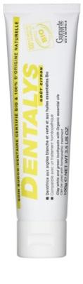 Gamarde Hygiene Dentalys pasta de dentes com argila e óleos essenciais naturais