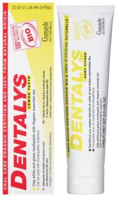 Gamarde Hygiene Dentalys Pastă de dinți cu uleiuri esențiale și argilă 1