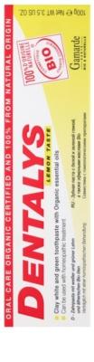 Gamarde Hygiene Dentalys Fogkrém agyaggal és természetes illóolajokkal 2