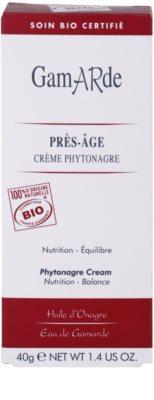 Gamarde Anti-Ageing crema nutritiva 3