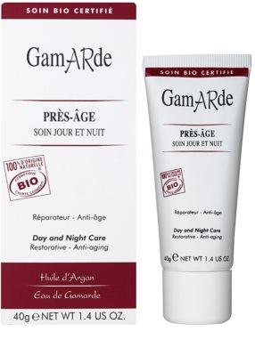 Gamarde Anti-Ageing erneuernde Pflege für Gesicht, Hals und Dekolleté 1