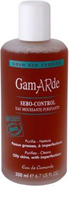 Gamarde Sebo-Control Reinigungswasser für fettige Haut mit Neigung zu Akne