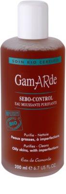 Gamarde Sebo-Control очищуюча вода для жирної шкіри зі схильністю до акне